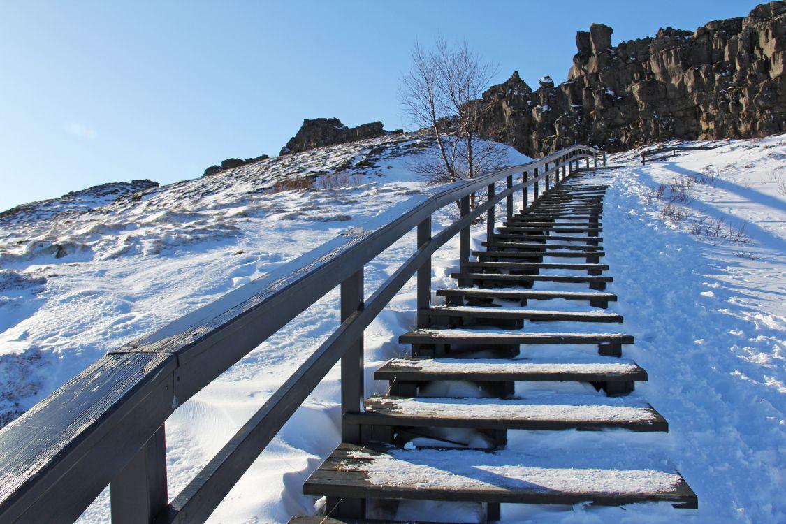 Обои национальный парк, парк, путешествие, снег, зима в разрешении 3000x2000
