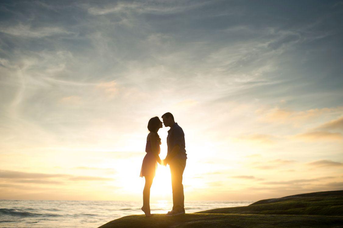 Обои любовь, брак, дружба, небо, межличностные отношения в разрешении 4928x3280