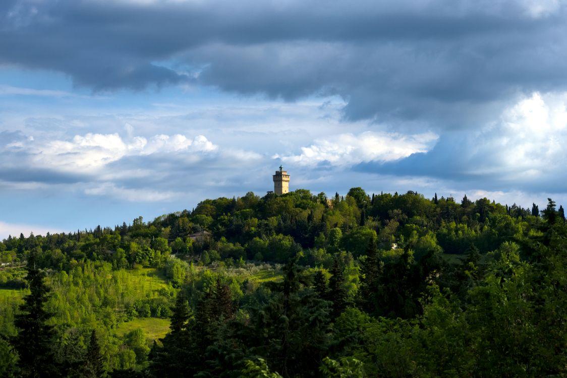Обои природа, биом, облако, горная станция, горный хребет в разрешении 5788x3860