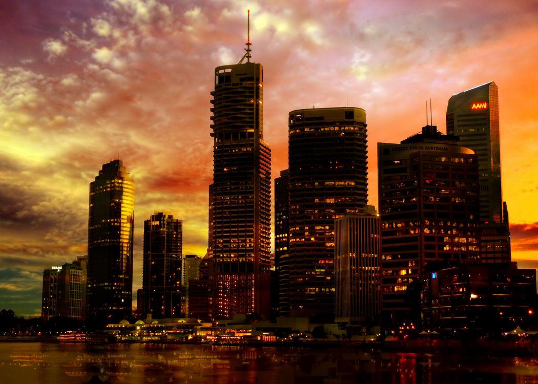 Офигенные картинки городов