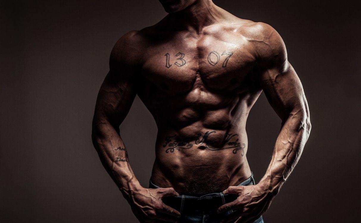 Мышцы обои на рабочий стол