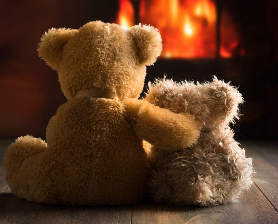 обнимающиеся медвежата картинки если песни