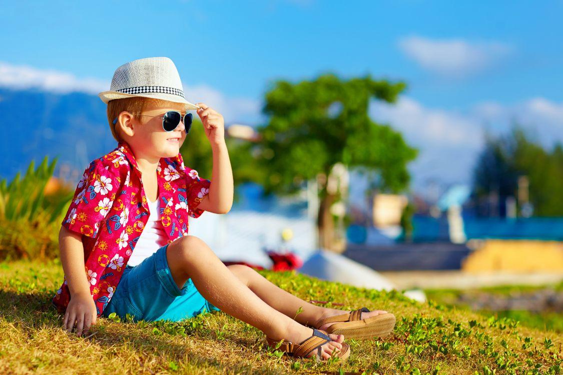 Малыши лето картинки