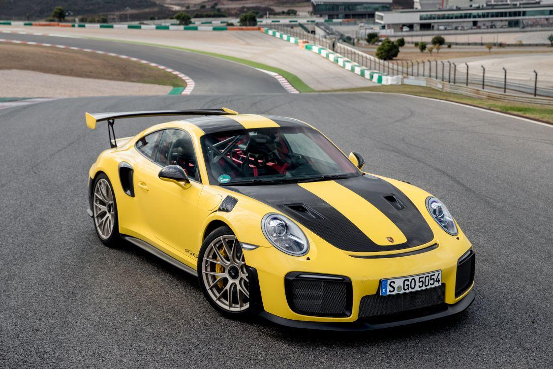 Обои суперкар, porsche 911 gt3, Порше, мощные машины, спорткар в разрешении 4096x2731