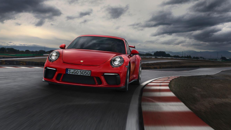 Обои Порше, Порше 911 ГТ3 2018, суперкар, Porsche 911 GT3 R 991, спорткар в разрешении 3300x1860