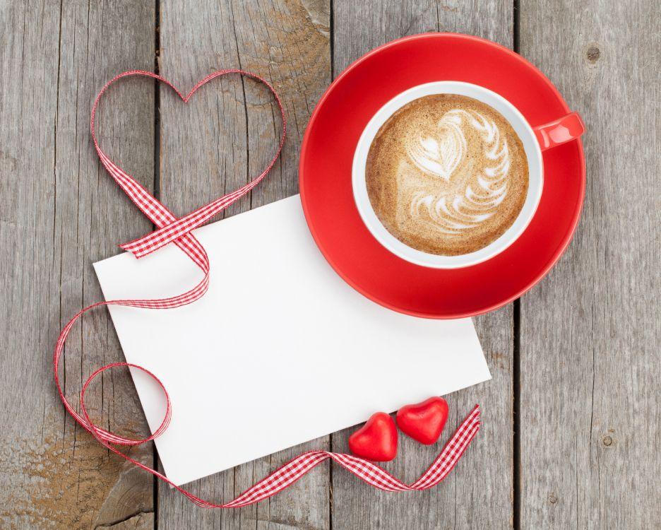 чашка кофе в подарок картинка так высокий везде
